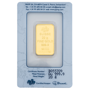 Buy 20 grams gold bars in Dubai - Mint Jewels